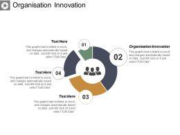 Organisation Innovation Ppt Powerpoint Presentation Inspiration Template Cpb