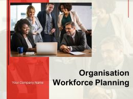 Organisation Workforce Planning Powerpoint Presentation Slides