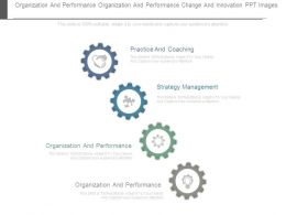 Organization And Performance Organization And Performance Change And Innovation Ppt Images