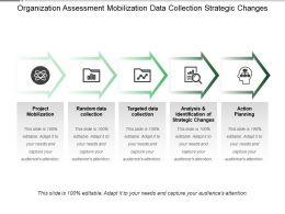 Organization Assessment Mobilization Data Collection Strategic Changes