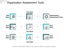 Organization Assessment Tools Ppt Powerpoint Presentation Layouts Good Cpb