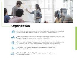 Organization Business Ppt Powerpoint Presentation Gallery Brochure