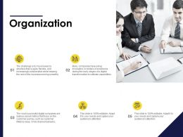 Organization Capabilities Ppt Powerpoint Presentation Slides