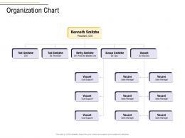Organization Chart Business Process Analysis Ppt Infographics