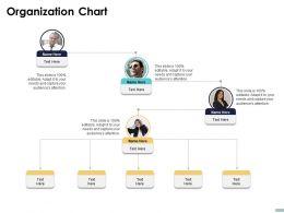 Organization Chart C1478 Ppt Powerpoint Presentation Infographics Portfolio