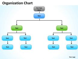 Organization chart diagram 23