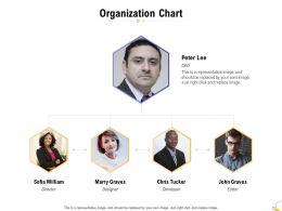 Organization Chart L1372 Ppt Powerpoint Presentation Graphics Download