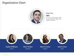 Organization Chart N505 Powerpoint Presentation Brochure