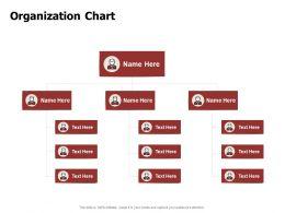 Organization Chart N77 Powerpoint Presentation Elements