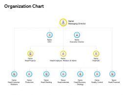 Organization Chart Ppt Powerpoint Presentation Inspiration Templates