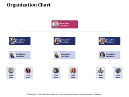 Organization Chart R488 Ppt Powerpoint Presentation Gallery Maker