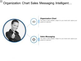 Organization Chart Sales Messaging Intelligent Sales Performance Automation