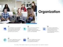 Organization Communication Marketing Ppt Powerpoint Presentation Portfolio Slide