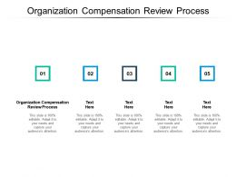 Organization Compensation Review Process Ppt Powerpoint Presentation Summary Master Slide Cpb