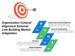 Organization Cultural Alignment External Link Building Market Adaptation Cpb