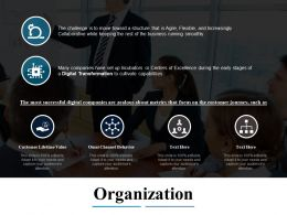 Organization Customer Lifetime Value Ppt Powerpoint Presentation File Diagrams