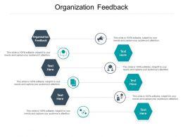 Organization Feedback Ppt Powerpoint Presentation Slides Tips Cpb