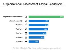 Organizational Assessment Ethical Leadership Nonprofit Development Employee Performance Review Cpb