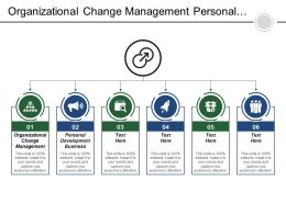 Organizational Change Management Personal Development Business Innovation Development