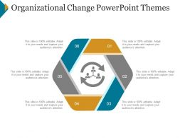 Organizational Change Powerpoint Themes
