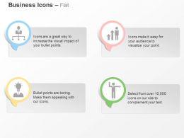 Organizational Chart Bar Graph Idea Generation Direction Indication Ppt Icons Graphics