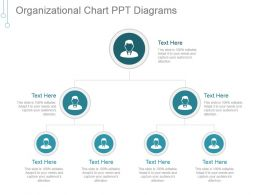 Organizational Chart Ppt Diagrams