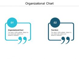 Organizational Chart Ppt Powerpoint Presentation Infographic Template Influencers Cpb