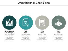 Organizational Chart Sigma Ppt Powerpoint Presentation Inspiration Slide Cpb
