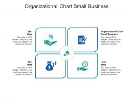 Organizational Chart Small Business Ppt Powerpoint Presentation Infographic Template Example Introduction Cpb