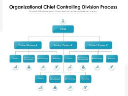 Organizational Chief Controlling Division Process