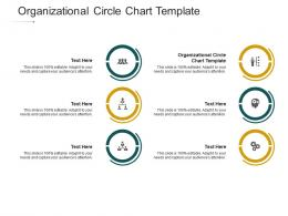 Organizational Circle Chart Template Ppt Powerpoint Presentation Infographic Template Guidelines Cpb