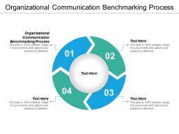 Organizational Communication Benchmarking Process Ppt Powerpoint Presentation Cpb
