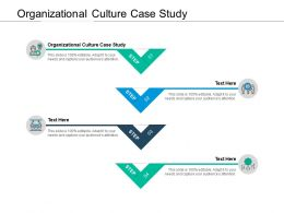 Organizational Culture Case Study Ppt Powerpoint Presentation Tutorials Cpb