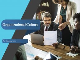 Organizational Culture Powerpoint Presentation Slides