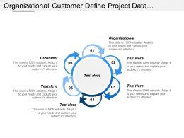 Organizational Customer Define Project Data Collection Talent Development