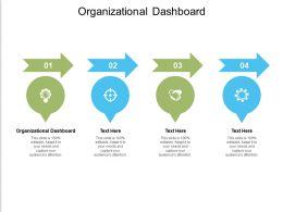 Organizational Dashboard Ppt Powerpoint Presentation Inspiration Infographics Cpb