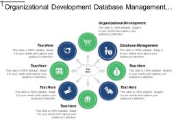 Organizational Development Database Management Resource Management Risk Management Cpb