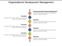 Organizational Development Management Ppt Powerpoint Presentation File Gridlines Cpb