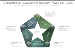 Organizational Development Structure Powerpoint Guide