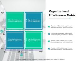 organizational_effectiveness_matrix_ppt_slides_graphics_tutorials_Slide01