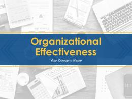 Organizational Effectiveness Powerpoint Presentation Slides