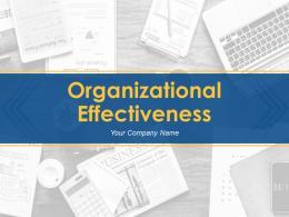 Organizational Effectiveness Powerpoint Presentation Slides