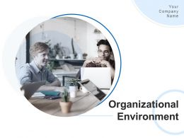 Organizational Environment Powerpoint Presentation Slides