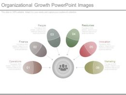 Organizational Growth Powerpoint Images