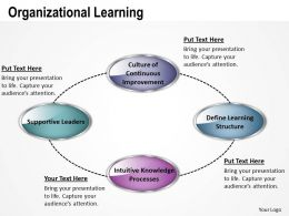 Organizational Learning 34