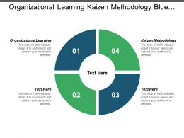 Organizational Learning Kaizen Methodology Blue Ocean Strategy Continuous Improvement Cpb