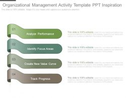 Organizational Management Activity Template Ppt Inspiration