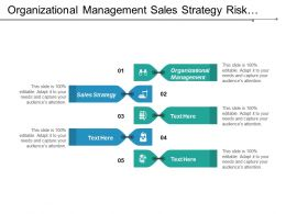 Organizational Management Sales Strategy Risk Management Data Centre Cpb