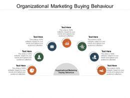Organizational Marketing Buying Behaviour Ppt Powerpoint Presentation Show Influencers Cpb