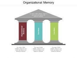 Organizational Memory Ppt Powerpoint Presentation Ideas Design Ideas Cpb